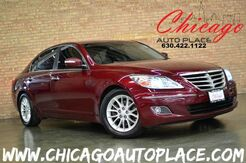 2009 Hyundai Genesis CLEAN CARFAX LEATHER HEATED SEATS WOOD GRAIN SUNROOF Bensenville IL