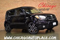 2010 Kia Soul ! - LEATHER HEATED SEATS SUNROOF LED MOOD LIGHTING Bensenville IL
