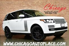 2014 Land Rover Range Rover HSE -SUPERCHARGED MERIDIAN AUDIO PANO CAMERAS REAR TVS Bensenville IL