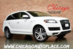 2014 Audi Q7 3.0T Premium Plus 1 OWNER NAVI BACKUP CAM PANO ROOF 3RD ROW HEATED SEATS Bensenville IL