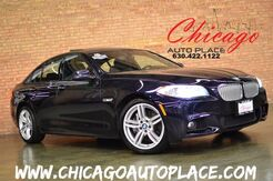2013 BMW 5 Series 550i xDrive M-SPORT AWD LOADED 1 OWNER LOCAL TRADE Bensenville IL