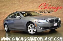 2013 BMW 5 Series 528i ONE OWNER NAVI BACKUP FULL CLD WTHR PKG Bensenville IL