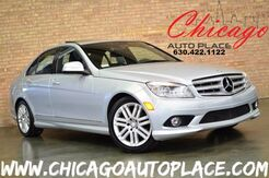 2009 Mercedes-Benz C300 4MATIC 3.0L Sport CLD WTHR PKG SUNROOF LEATHER Bensenville IL