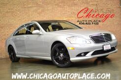 2008 Mercedes-Benz S-Class 5.5L V8 NAV BACKUP CAM BLUETOOTH AMG WHEELS Bensenville IL