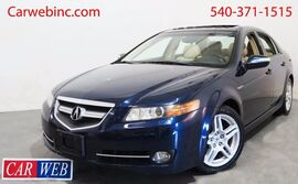 Acura TL 5-Speed AT with Navigation System 2007