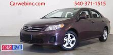 Toyota Corolla LE Special Edition W/Nav/Leather 2013