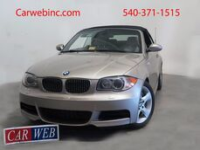BMW 1 Series 135i convertible/Navigation 2009