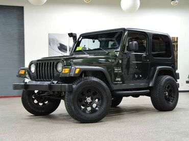 2005 Jeep Wrangler Willys Edition Canton MA