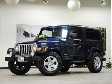2005 Jeep Wrangler Unlimited Canton MA