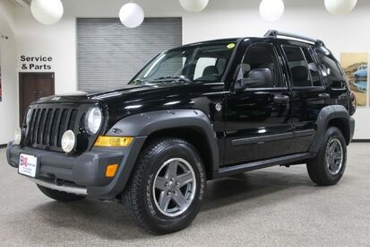 2005 Jeep Liberty Renegade Canton MA