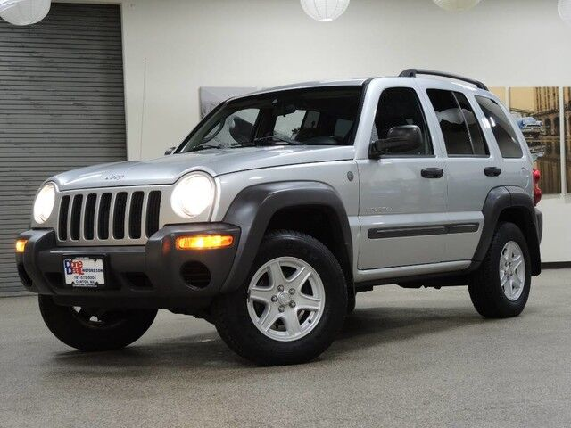 2004 jeep liberty sport canton ma 15792383 for Done deal motors canton ma
