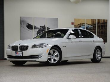 2013 BMW 5 Series 528i xDrive Canton MA