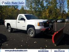 GMC Sierra 3500HD SRW Work Truck 2008