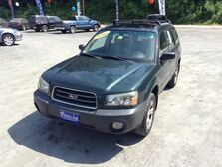 Subaru Forester (Natl) X 2005