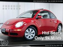 2010 Volkswagen New Beetle Moonroof Htd Seats 8k Miles Portland OR