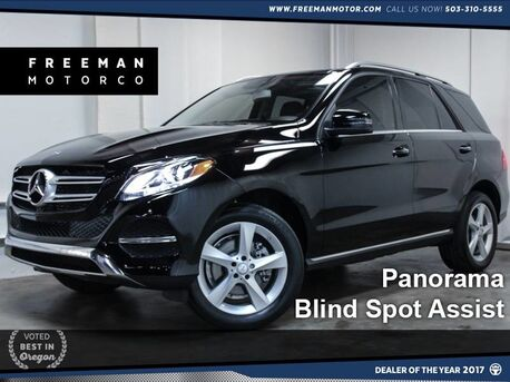 2016 Mercedes-Benz GLE 300d Diesel Pano Blind Spot Assist KeyGo Portland OR