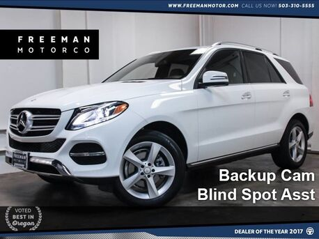 2016 Mercedes-Benz GLE 350 4MATIC Backup Cam Blind Spot Assist KeyGO Portland OR