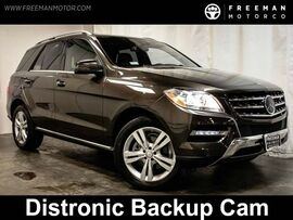 2013 Mercedes-Benz ML350 4MATIC Distronic Blind Spot Assist 23k Miles