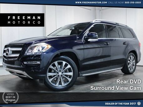 2014 Mercedes-Benz GL 450 4MATIC Rear DVD Blind Spot Assist 3rd Row Portland OR