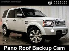 2013 Land Rover LR4 HSE 4x4 3rd Row Seat Pano Backup Cam NAV Portland OR