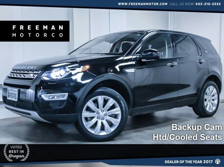 2015 Land Rover Discovery Sport HSE LUX Backup Cam 12k Miles Portland OR