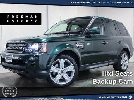2012 Land Rover Range Rover Sport HSE LUX Backup Cam Portland OR