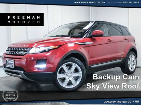 2015 Land Rover Range Rover Evoque Pure Plus Pano Backup Cam Portland OR