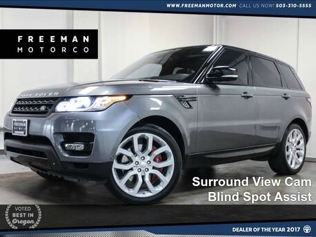 2014 Land Rover Range Rover Sport Supercharged Surround View Cam Portland OR