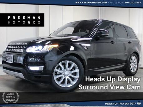 2016 Land Rover Range Rover Sport V6 Diesel HSE Head Up Display Portland OR