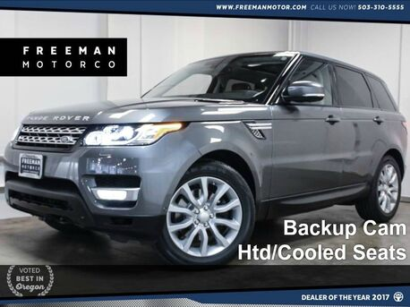 2014 Land Rover Range Rover Sport HSE Pano Htd/Cooled Seats Portland OR