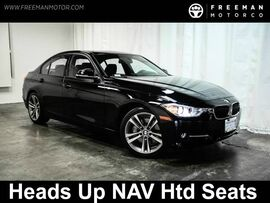 2013 BMW 335i Sportline Heads-Up NAV Htd Seats Comfort Access