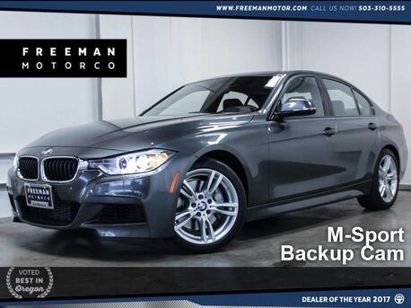 2014 BMW 335i M-Sport Backup Cam Htd Seats Portland OR