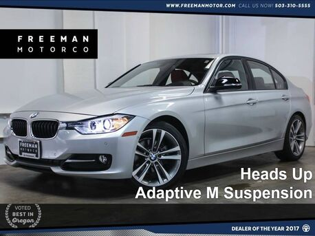 2014 BMW 328d Sport Diesel Heads-Up Backup Cam 23k Miles Portland OR