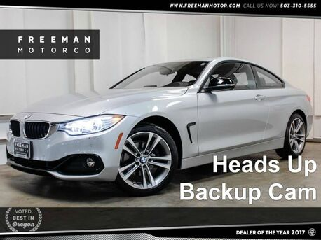2014 BMW 428i xDrive Sport Heads Up Backup Cam 22k Miles Portland OR