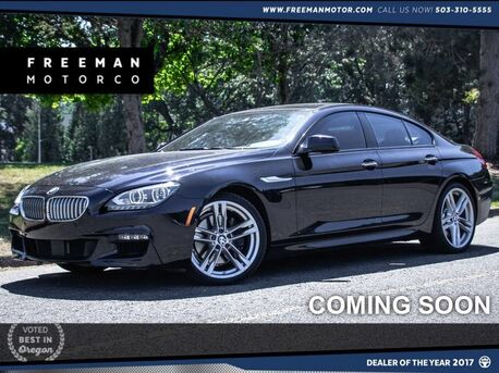 2014 BMW 650i xDrive Gran Coupe M-Sport Portland OR