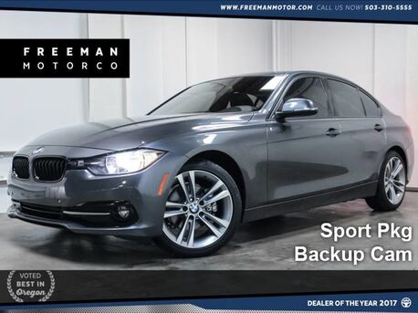 2016 BMW 328d Diesel Sport Backup Cam Htd Seats Portland OR