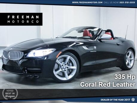 2015 BMW Z4 sDrive35is Convertible Htd Seats 14k Miles Portland OR