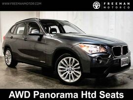 2014 BMW X1 xDrive28i AWD Pano Htd Seats Comfort Access 17k Miles