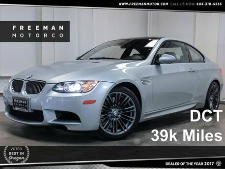 2009 BMW M3 Coupe DCT Htd Seats 39k Miles Portland OR