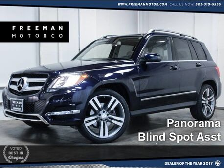 2015 Mercedes-Benz GLK 350 Pano Blind Spot Asst Backup Cam Portland OR