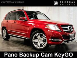 2014 Mercedes-Benz GLK350 4MATIC Backup Cam Pano Htd Seats KeyGO
