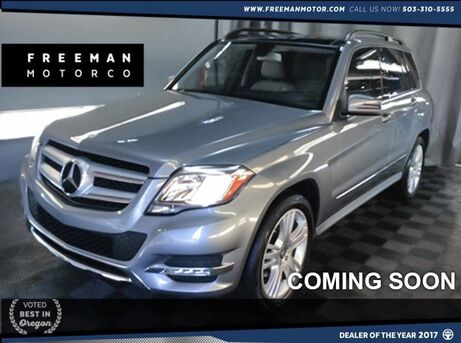 2014 Mercedes-Benz GLK 350 4MATIC 18K Miles Pano Htd Seats Portland OR