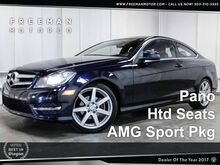 2013 Mercedes-Benz C 250 AMG Sport Coupe Pano Htd Seats Portland OR