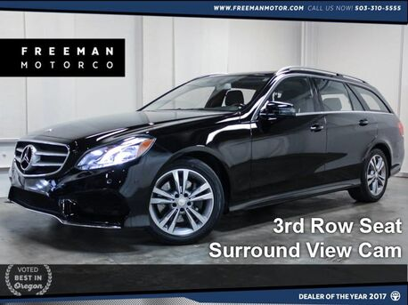 2014 Mercedes-Benz E 350 4MATIC Sport Wagon 3rd Row Seat 26k Miles Portland OR