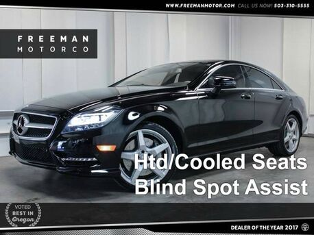 2014 Mercedes-Benz CLS 550 4MATIC AMG Sport Htd/Cooled Seats Backup Cam Portland OR
