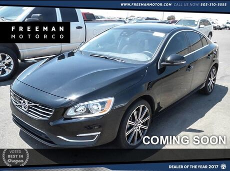 2014 Volvo S60 T5 Premier Plus Backup Cam Lane Asst Portland OR