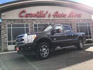2014 Ford Super Duty F-350 SRW Platinum Grand Junction CO