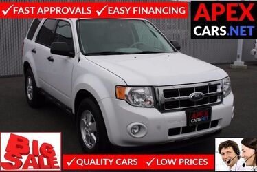 Ford Escape XLT 4X4 2012