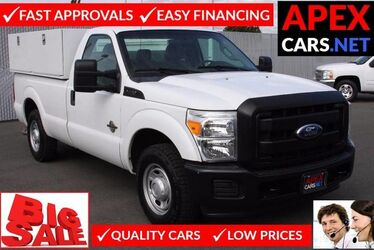 Ford Super Duty F-250 SRW XL 2011