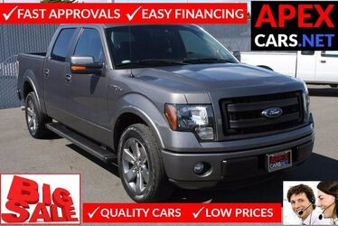 Ford F-150 FX2 2013